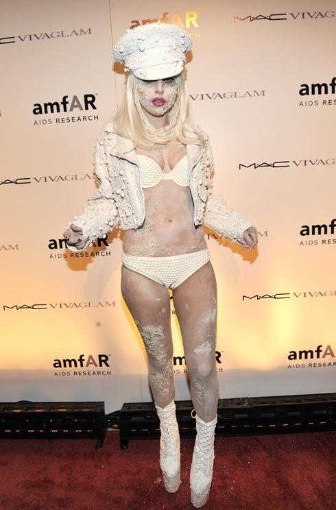 10 Feb, 2010, amfAR New York Gala