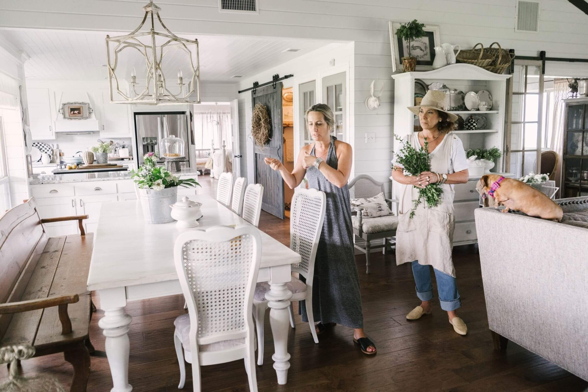 45++ Mixing farmhouse with modern inspiration