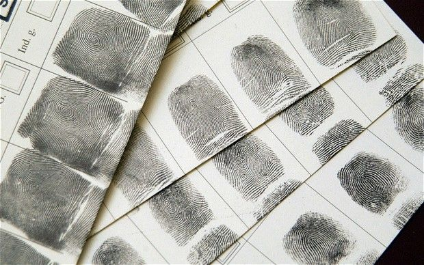 Nobody Has Yet Proved That Fingerprints Are Unique And Families Can Share Elements Of The Same Pattern Fingerprint Detective Aesthetic Forensics