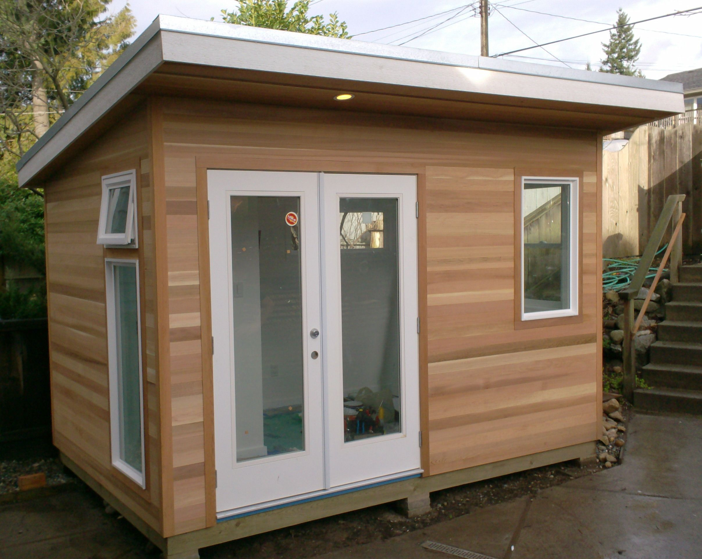 Sheds Studios Homes Vancouver Surrey Coquitlam Shed To