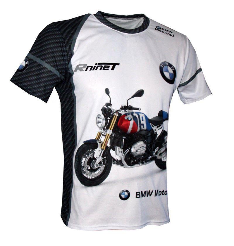 6c3652c180eb7 BMW Motorrad R NINE T - high quality graphics men s t-shirt Camiseta  Maglietta