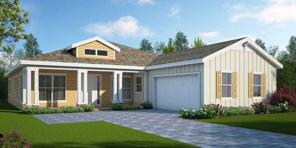 New Kennedy Homes In Wellington Florida New Home Builders Home Builders Coastal Cottage