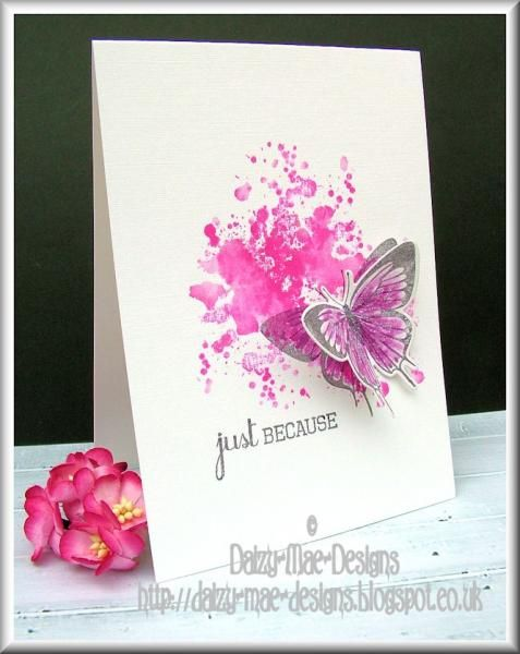 Just because by Daizy-Mae - Cards and Paper Crafts at Splitcoaststampers
