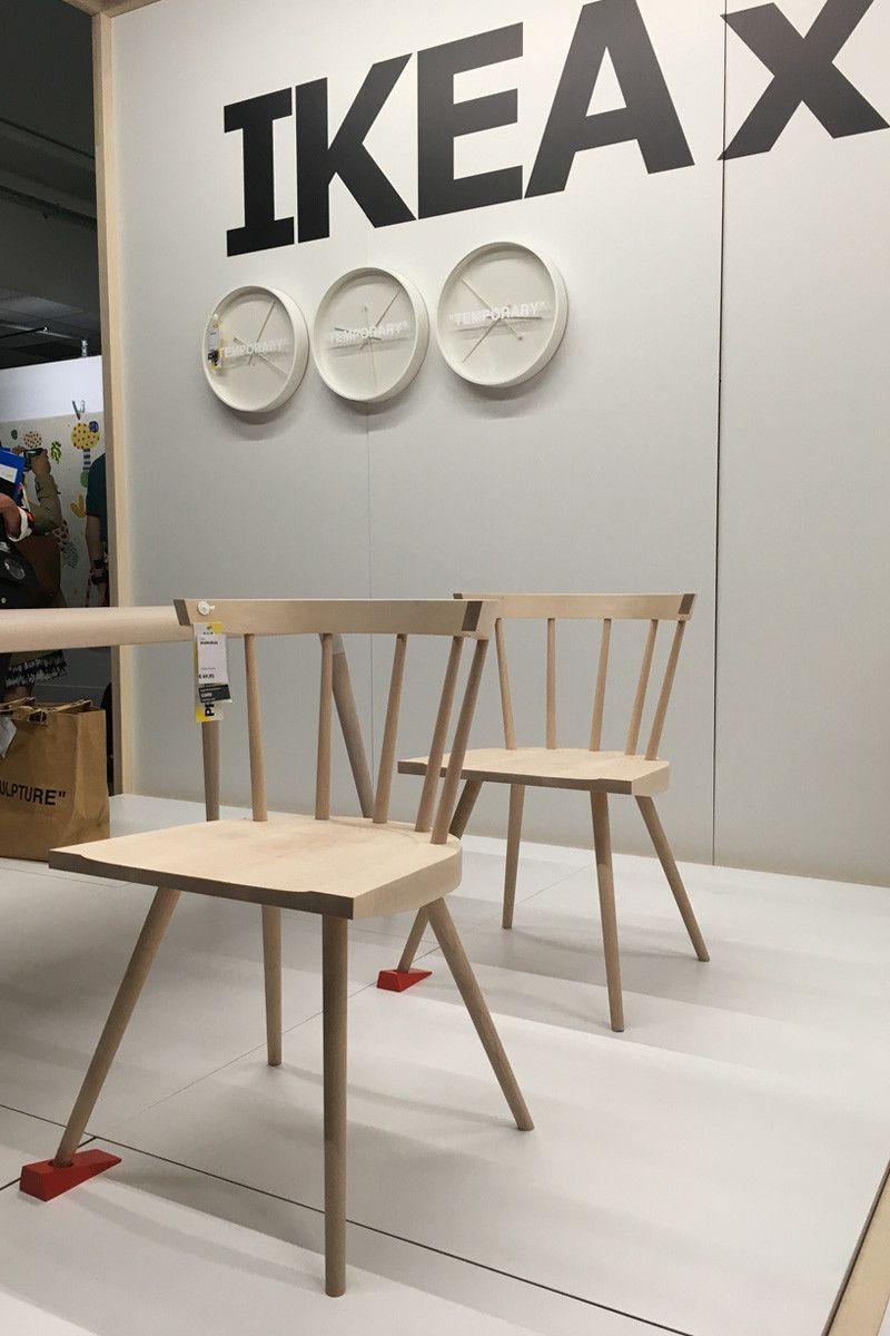 Virgil Abloh X Ikea Markerad Release Date Prices Ikea Hypebeast Room Furniture