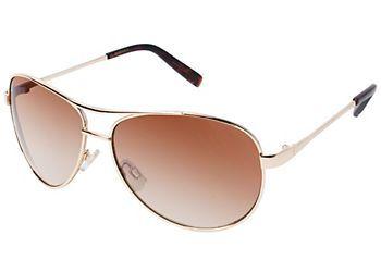 Jessica Simpson Womens Metal Aviator Sunglasses   Bealls Florida