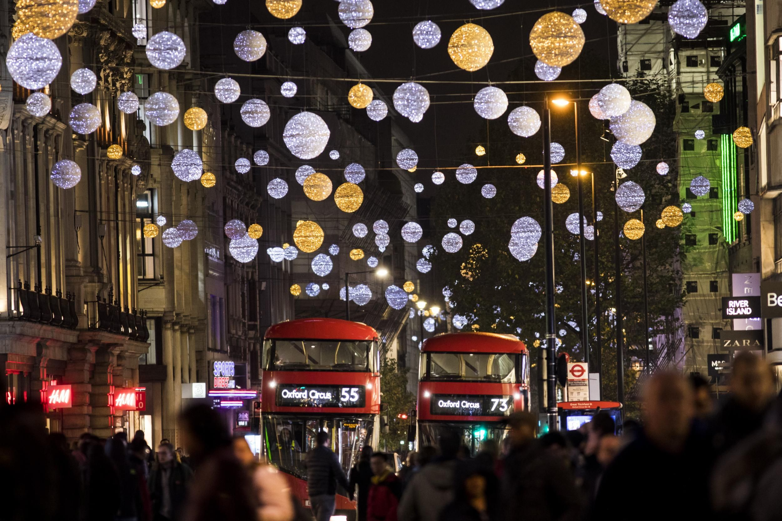 Oxford Street Xmas Lights 2019 Oxfordstreetxmaslights2019 Best Christmas Lights London Christmas Christmas Light Displays