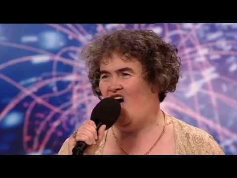 Susan Boyle Britains Got Talent 2009 Episode 1 Saturday 11th