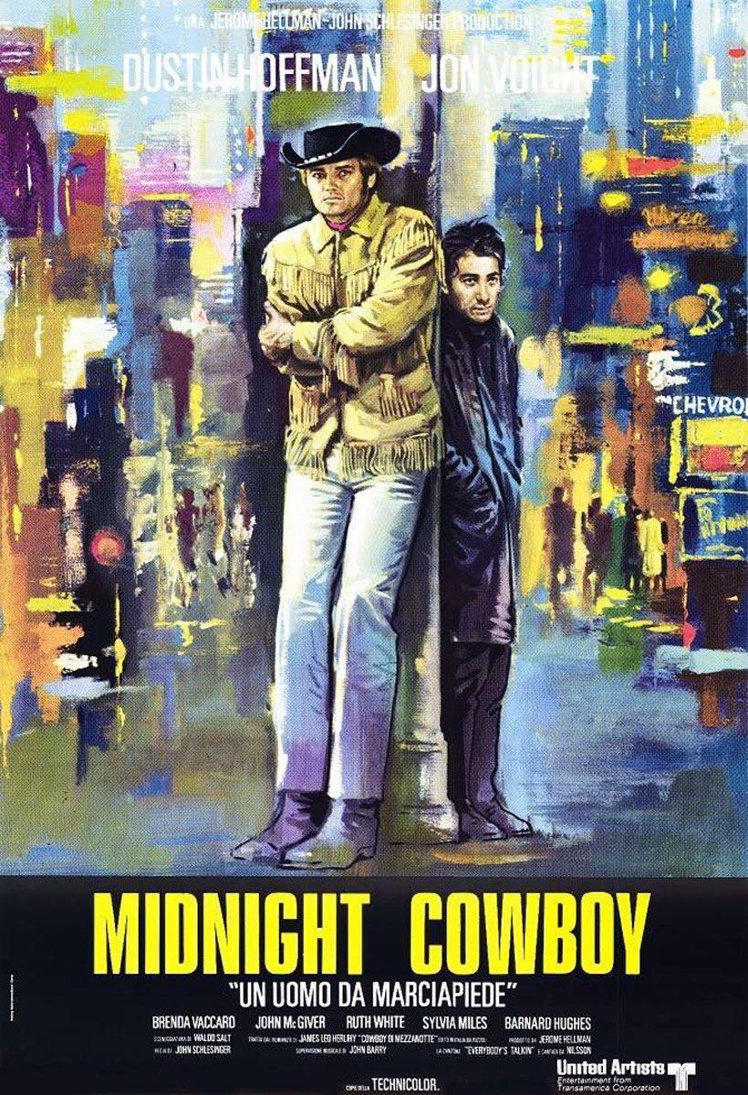 Midnight Cowboy Movie Poster Index Rato Moviepostersblogspotcom Short Circuit 27x40 1986