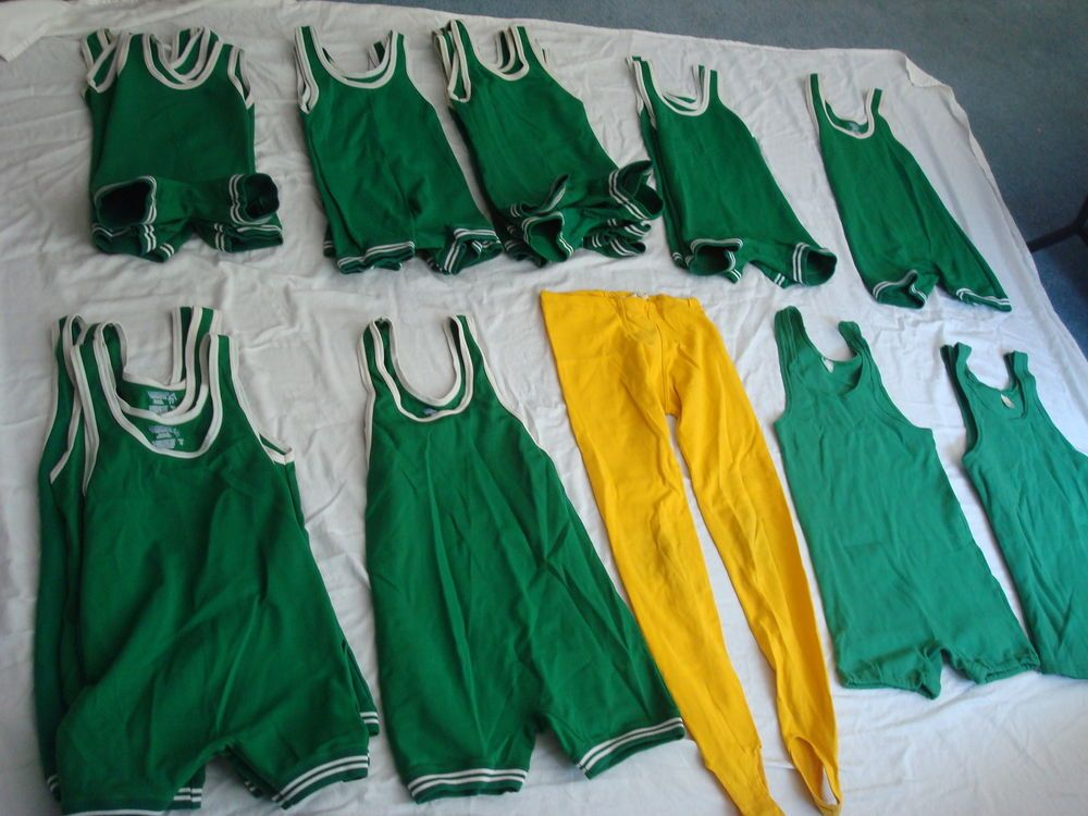 WRESTLING UNIFORMS SINGLETS MATMAN YOUTH KIDS TEAM SINGLETS