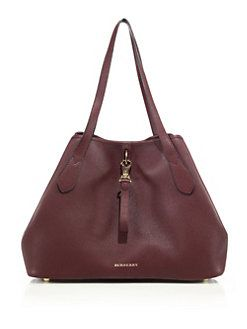 81a92c5137 Burberry - Honeybrook Medium Derby Leather Tote | My purse ...