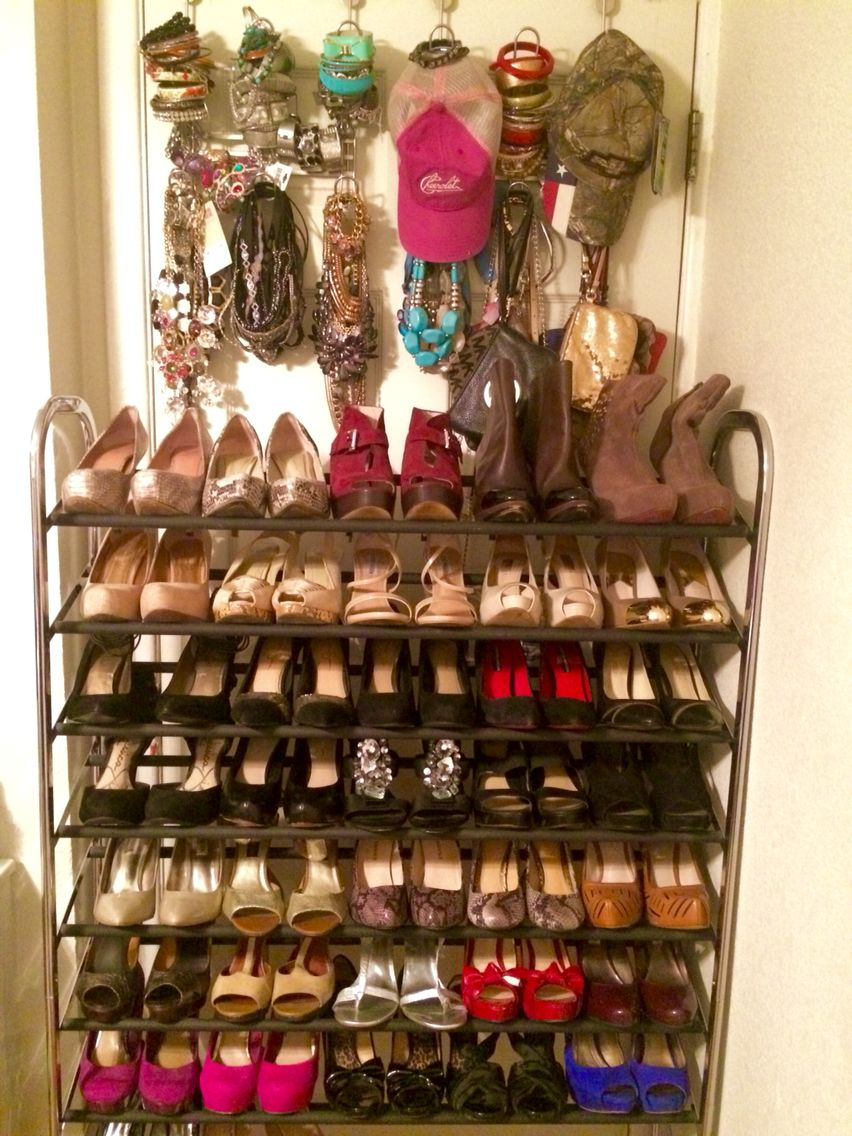 Display your shoes container store shoe rack holds up to pairs