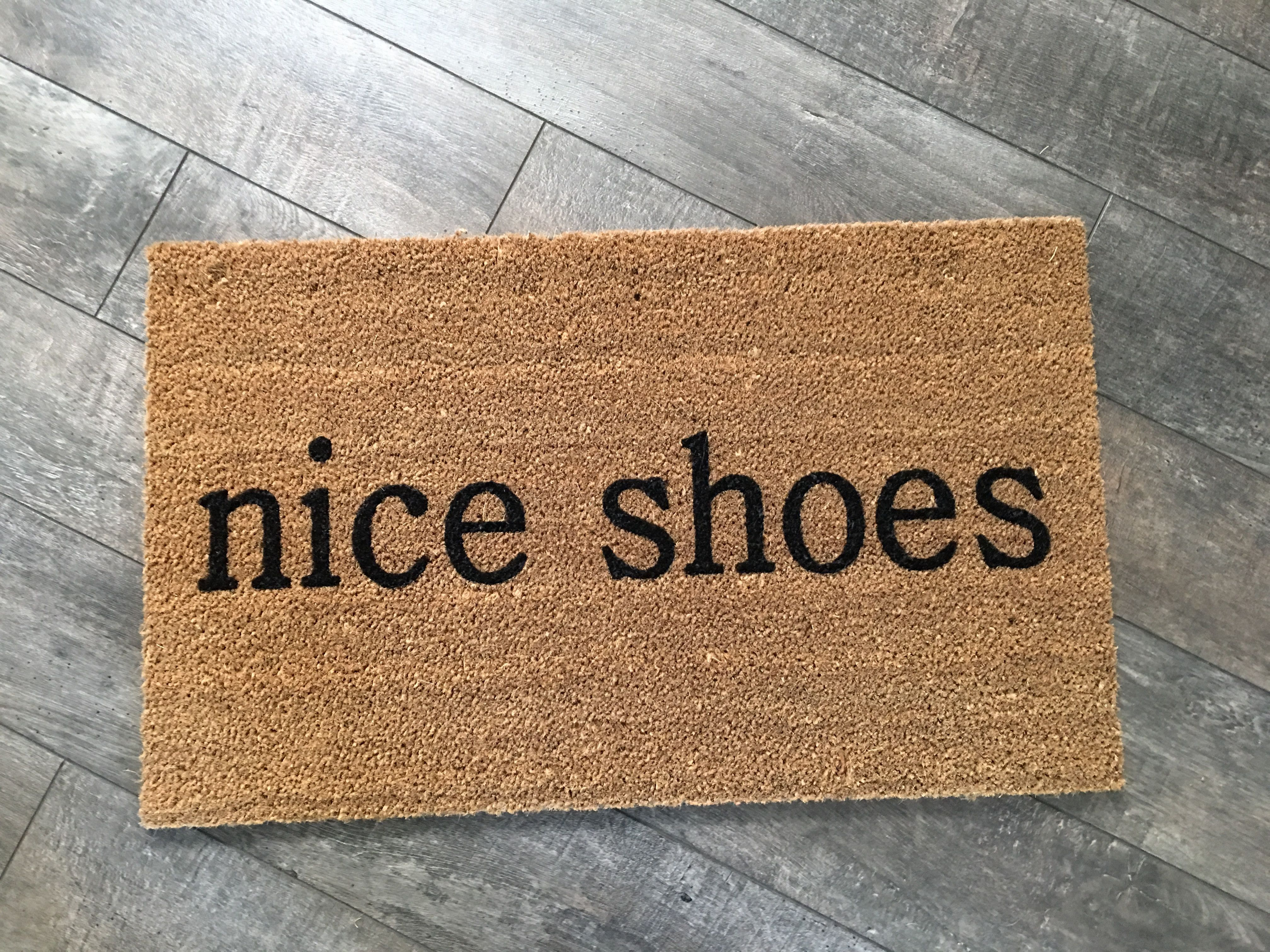 collegiate car full size trucks of businesses mats college door custom front residential rugs rug the logo funny for floor perfect personalized