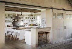 Beach Barn House-Hutker Architects-05-1 Kindesign