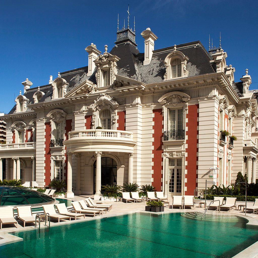 luxury hotels in buenos aires - Buscar con Google