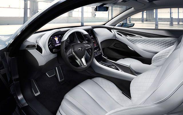 Q60 Concept Interior Infiniti Usa Infiniti Vehicles