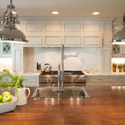 Lighting Design Ideas, Pictures, Remodel, and Decor - page 51   Design over the range