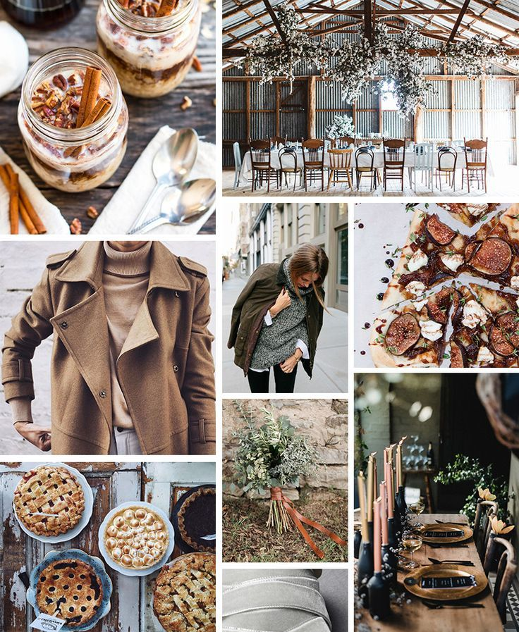 It's Fall, Y'all! #moodboards