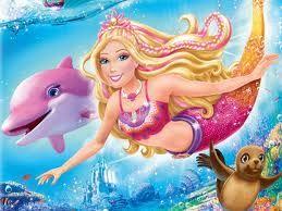 Resultado De Imagenes De Google Para Barbie Sirena Peliculas De