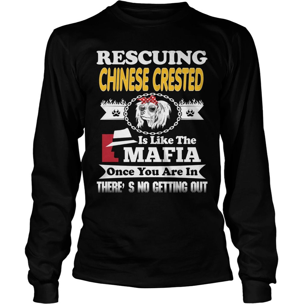 Rescuing chinese crested is the like mafia gift ideas popular