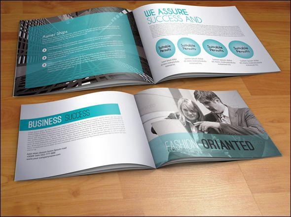 100+ Free  Premium Business Brochure PSD Designs Pinterest