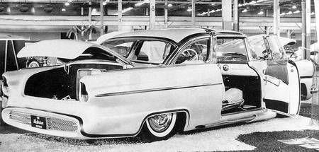 Kustom Cars Of The 50S | Kustom Cars of the 1950's also known as Custom cars
