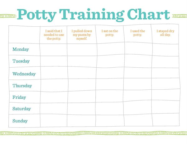 Download Our Free Potty Training Tracker And Rewards Charts To Add