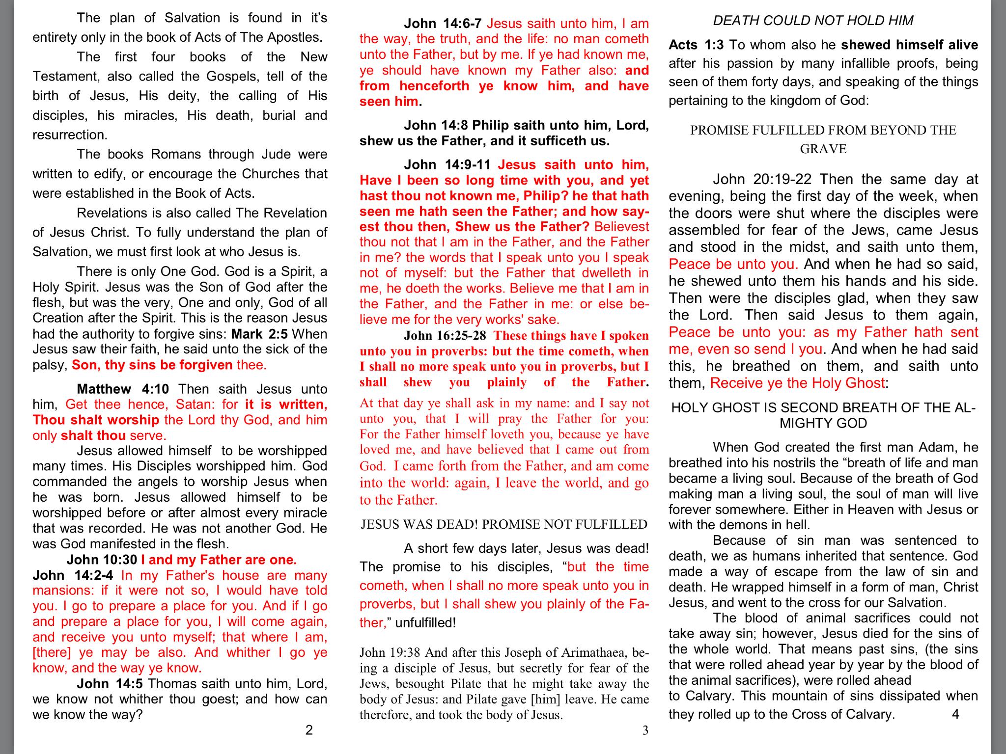 Pin By Apostolic Pentecostal On Apostolic Pentecostal Bible Study Words Plan Of Salvation