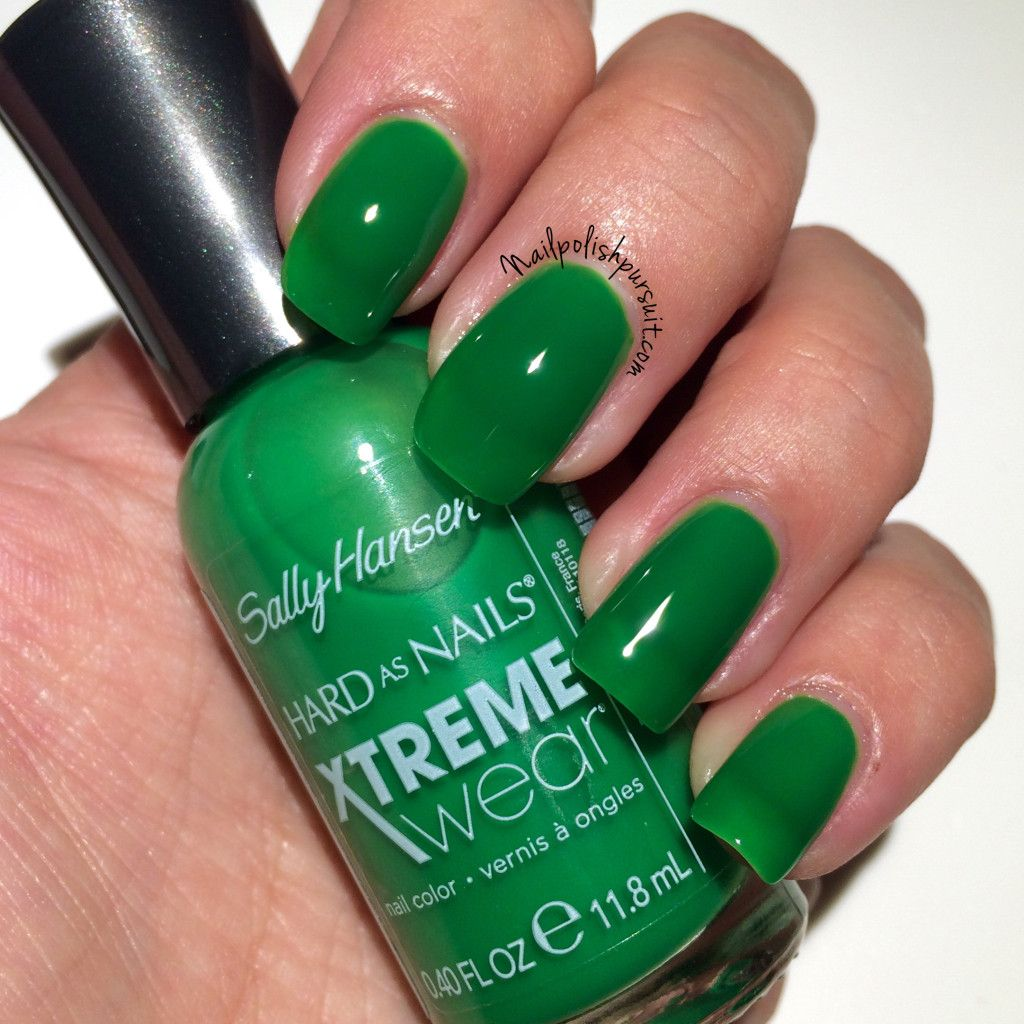 Tan Lime by Sally Hansen | The Polished Pursuit | Pinterest