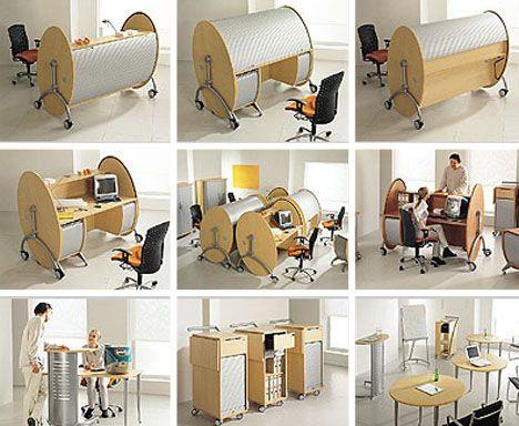 Rolltop Desks Revisited Modern Affordable Portable With