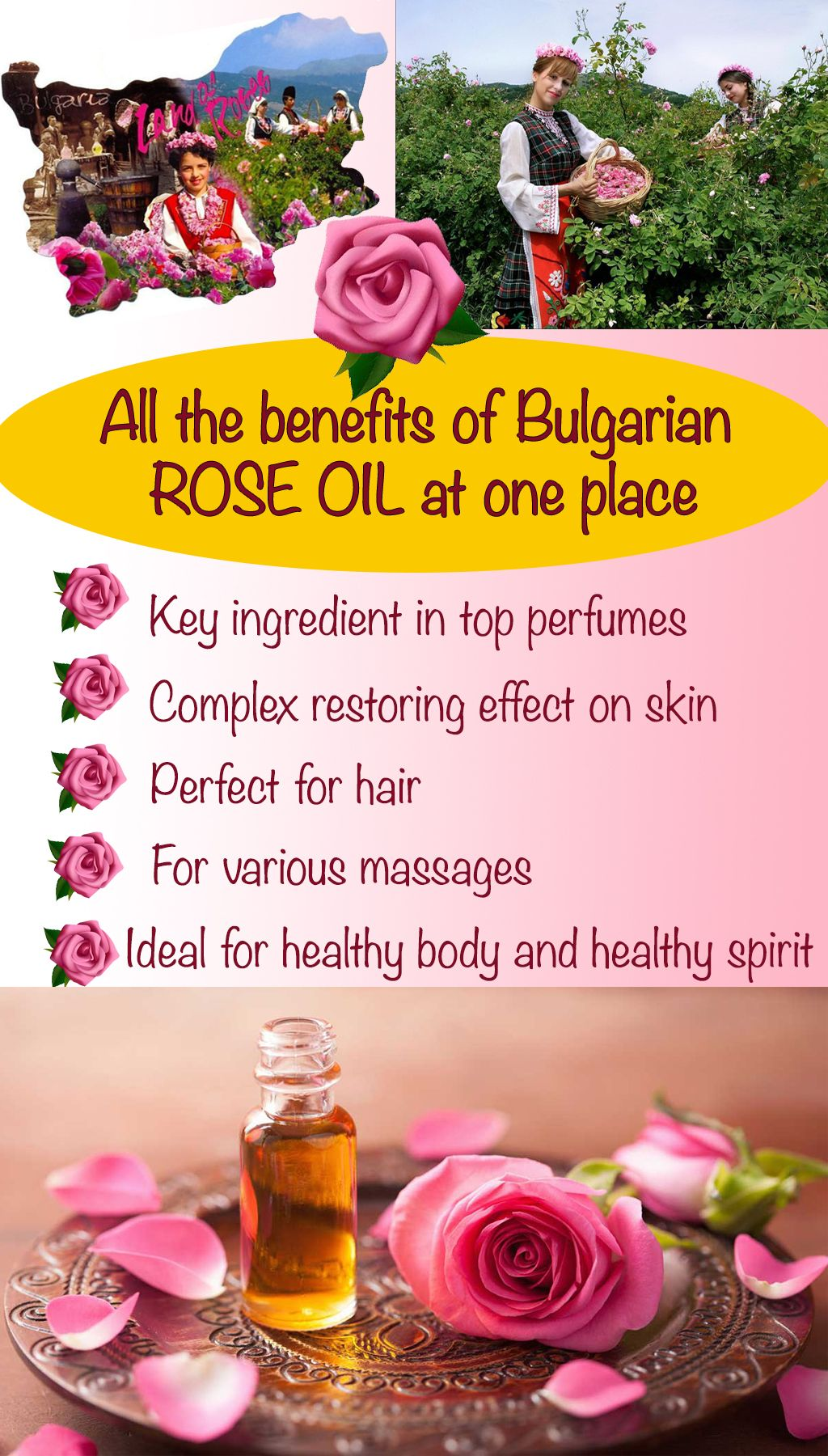 Rose Oil Benefits You Can T Imagine What It Can Do Seekandread Rose Oil Benefits Rose Oil Oil Benefits