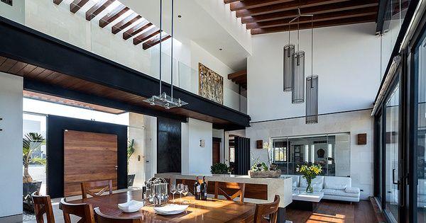 Arquitectura contempor nea mexicana en quer taro casa for Arquitectura mexicana contemporanea
