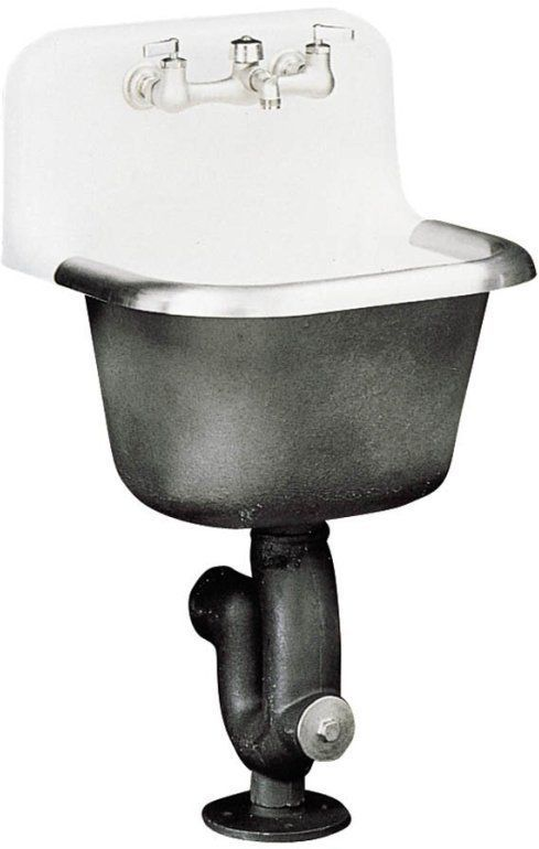 Kohler K-6714 Here is the kohler sink in the smaller size (18 x 22 ...