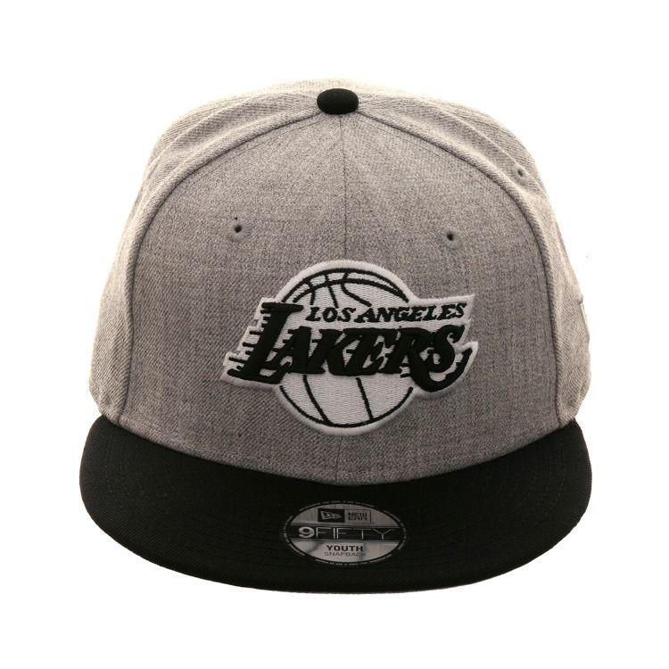 sélectionner pour l'original nouveaux produits pour obtenir pas cher New Era 9Fifty Los Angeles Lakers Youth Snapback - 2T ...