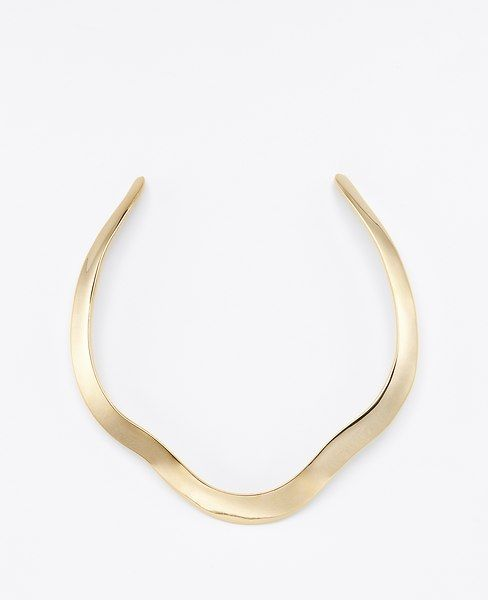 $19.88 Sculptural Necklace
