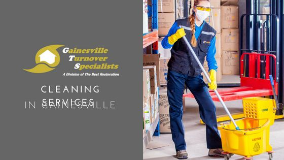 Cleaning Services Gainesville, FL | Famous Cleaning Service ...