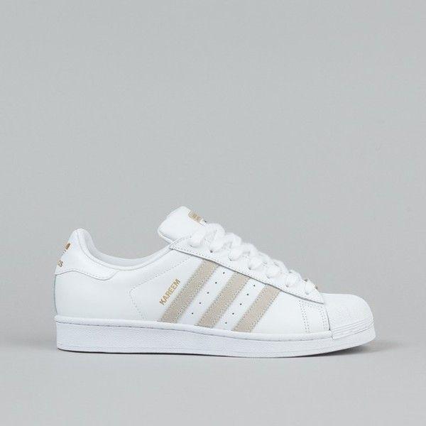 Adidas Superstar RT Kareem Campbell Shoes White White