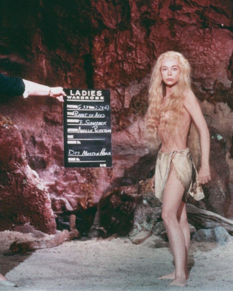 Angelique Pettyjohn Photos angelique pettyjohn. planet of the apes. 1968. had no idea