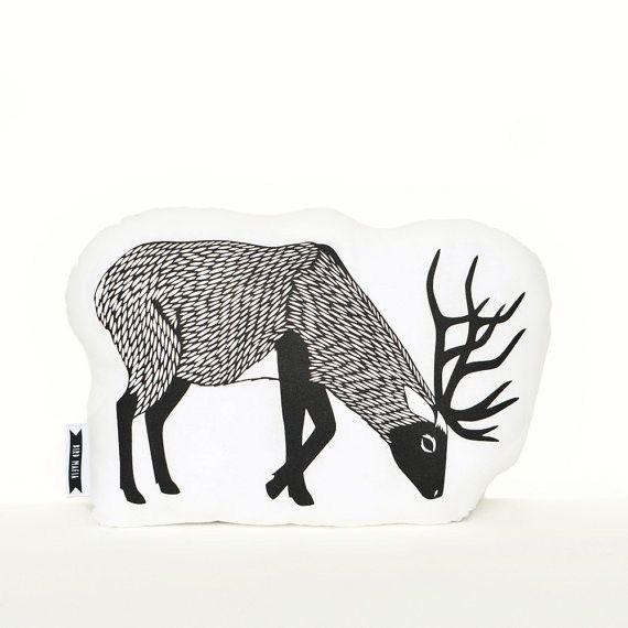 Woodland Pillow | Deer