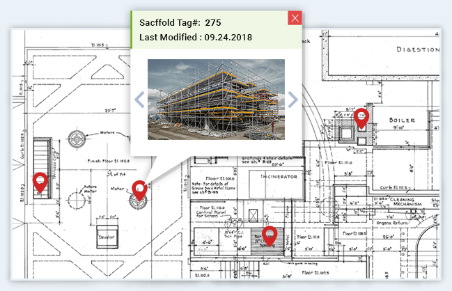 Scaffolding Software - Manage Scaffold Operations