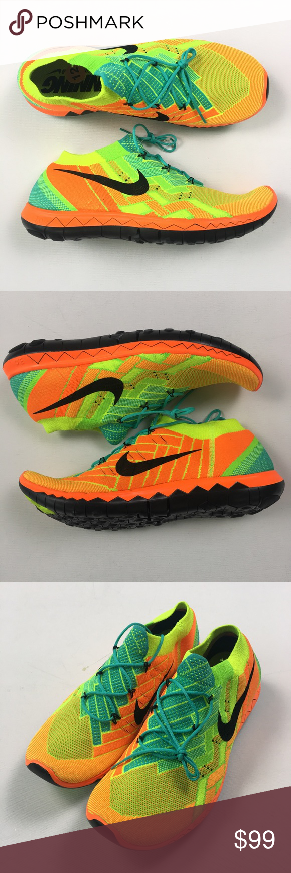 823843fc861b Nike Running Barefoot 3.0 Size 12 C46 Brand new no box. Nike Shoes Athletic  Shoes