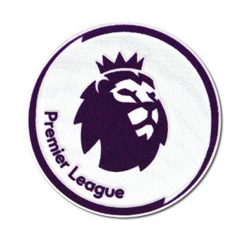 プレミアリーグ16/17シーズン用 オフィシャルスリーブパッチ。