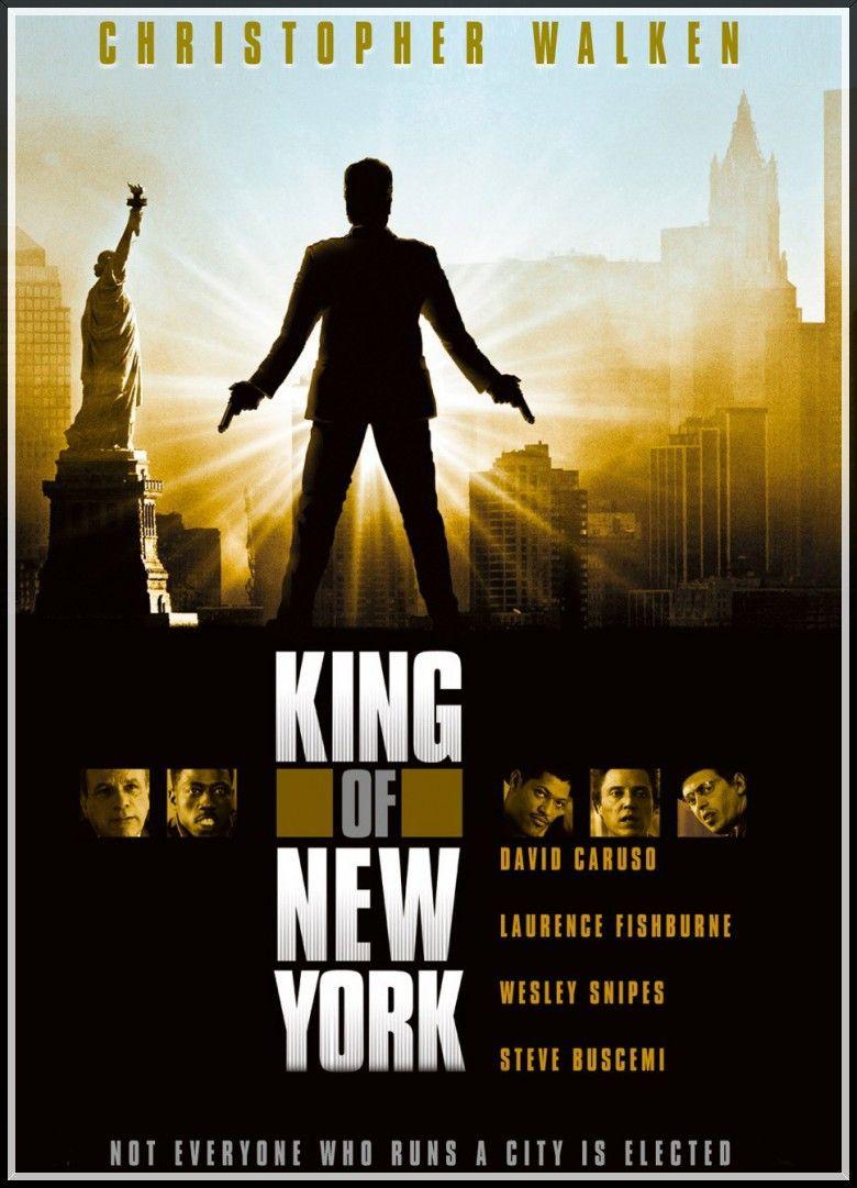 King of New York (1990) (Abel Ferrara)