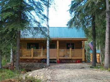 Fairbanks Alaska House Cabins And Cottages Cabin