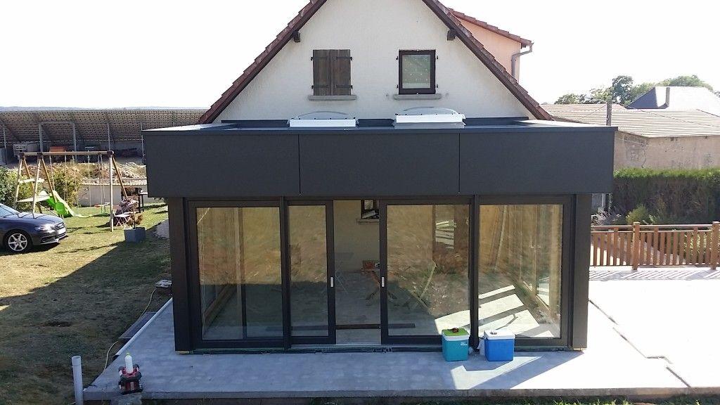 Projets Extensions Tecnhome Projet extension ossature bois - prix extension maison 30m2