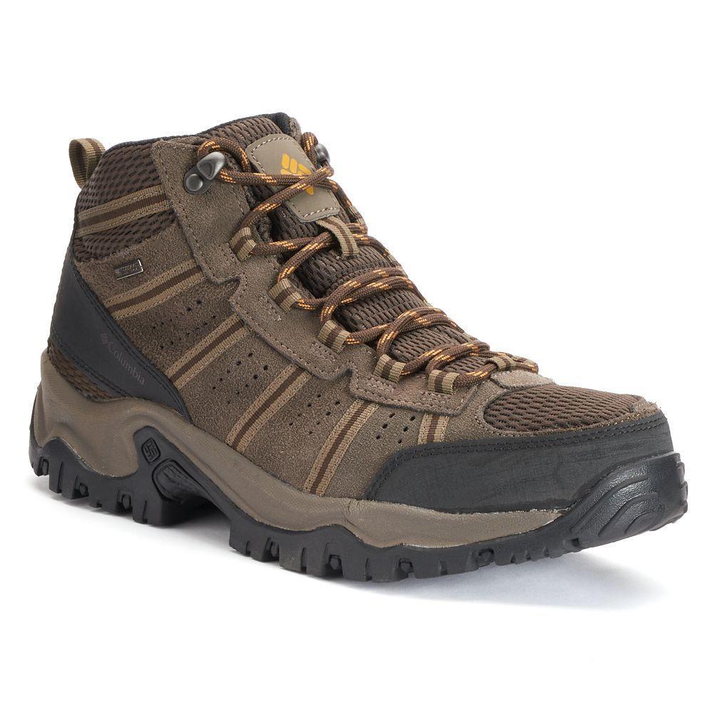 fc263252c6c Columbia Grants Pass Waterproof Men's Hiking Boots in 2019 ...