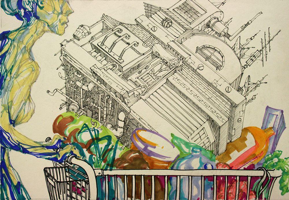 Ap central exams 2014 studio art drawing portfolio