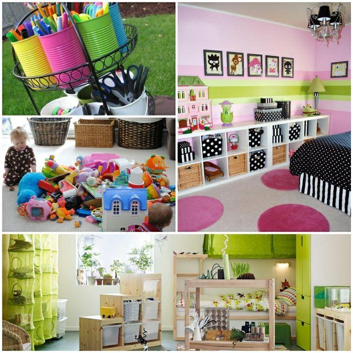 kinderzimmer ideen für mehr ordnung | Kinderzimmer | Pinterest