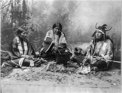 image result for native american sitting around fire public domain