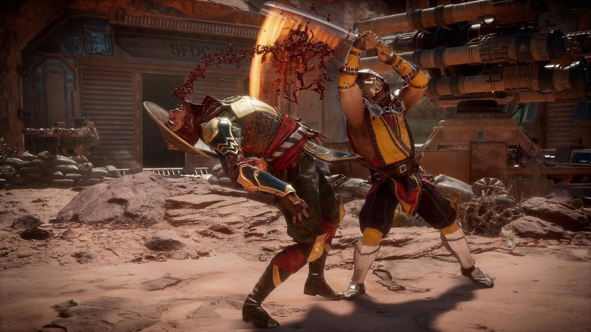 Ed Boon Says Rendering Mortal Kombat 11's Slow Motion