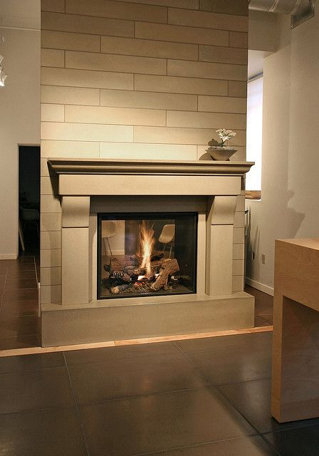 Cornice Portabello Cast Concrete Fireplace Mantel By Solus